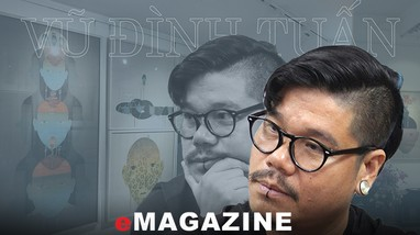 Họa sĩ Vũ Đình Tuấn: Tôi không thể sống mà không vẽ