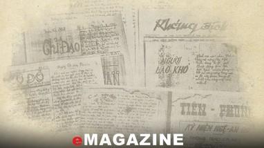 Những tờ báo tiền thân của Báo Nghệ An: Các tờ báo của Đảng bộ Nghệ An trước năm 1945
