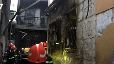 Thương tâm vụ cháy làm 8 người chết, 1 người bị bỏng cấp độ 2