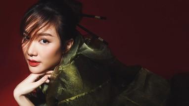 Nhan sắc không tì vết của cô gái có gương mặt đẹp nhất Hoa hậu Việt Nam