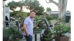 Chiêm ngưỡng nhà vườn 2.000m2 với nhiều cây cảnh đắt tiền của Bằng Kiều