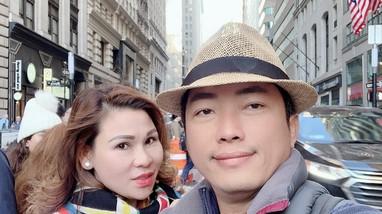 Diễn viên Kinh Quốc nổi tiếng cỡ nào trước khi lấy vợ đại gia Vũng Tàu?