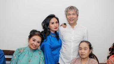 Ca sĩ Thanh Lam và bạn trai làm lễ dạm ngõ