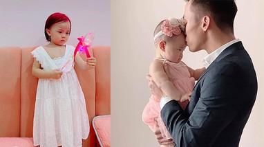 Quế Ngọc Hải mừng sinh nhật con gái từ nơi cách ly