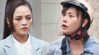 Cuộc chiến của Phương Oanh và Thu Quỳnh ở 'Hương vị tình thân'