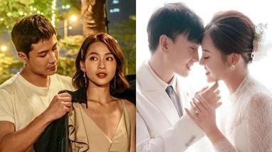 Hai cặp đôi 'phim giả tình thật' hụt của màn ảnh Việt