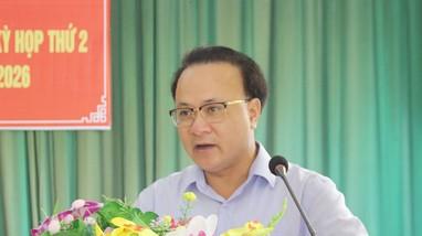 Phó Chủ tịch HĐND tỉnh Nguyễn Nam Đình: Nỗ lực cao nhất để đáp ứng nguyện vọng của cử tri