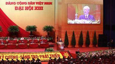 Toàn văn Báo cáo của Ban Chấp hành Trung ương Đảng khóa XII