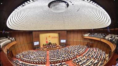 Những tiền lệ chưa từng có ở một kỳ họp Quốc hội