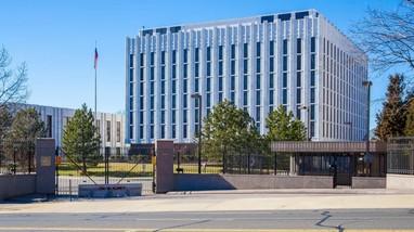 Mỹ yêu cầu 24 nhà ngoại giao Nga rời khỏi nước này
