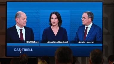 Cuộc đua gay cấn vào vị trí Thủ tướng Đức