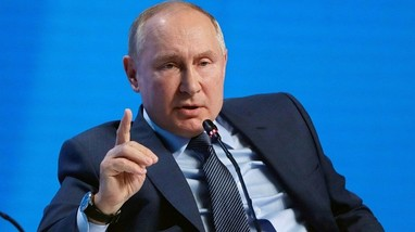 Tổng thống Nga nói về cuộc khủng hoảng khí đốt ở châu Âu