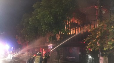 Tăng cường sự lãnh đạo của Đảng đối với công tác phòng cháy, chữa cháy