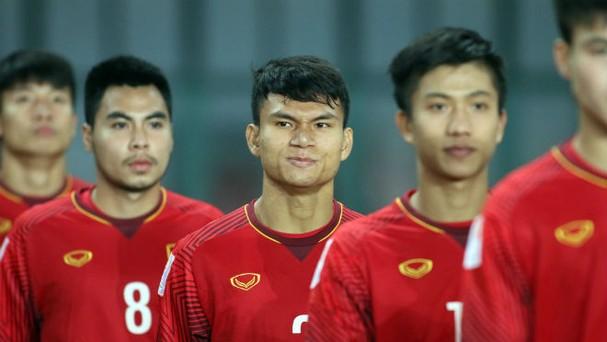U23 Việt Nam tiếp tục gây sốt với người hâm mộ.