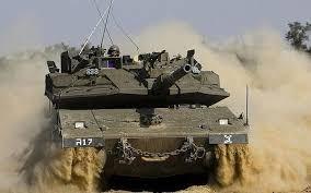 Israel phát triển xe tăng tự tìm mục tiêu