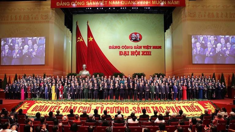 Bế mạc Đại hội Đảng toàn quốc lần thứ XIII