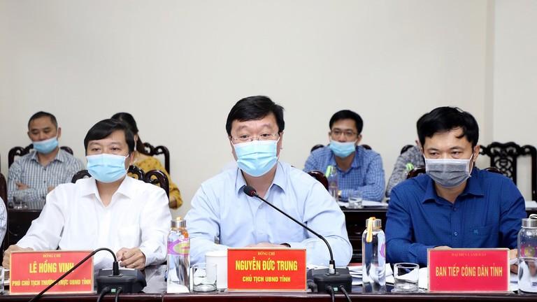 UBND tỉnh Nghệ An đối thoại với công dân về khiếu nại, tố cáo bồi thường giải phóng mặt bằng QL1A