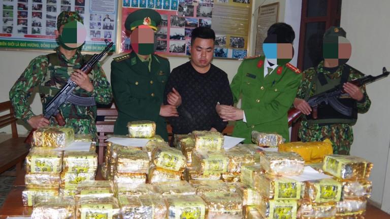 Triệt phá thành công đường dây ma túy xuyên quốc gia, thu giữ gần 350 kg ma túy các loại