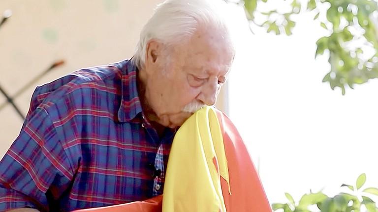 Tiếc nuối cuối đời của Anh hùng LLVT nhân dân Việt Nam Kostas Sarantidis Nguyễn Văn Lập