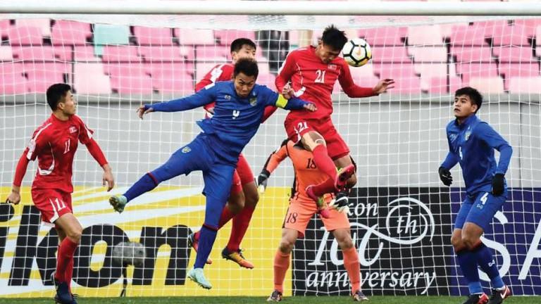 Bàn thắng sớm giúp CHDCND Triều Tiên đánh bại U23 Thái Lan