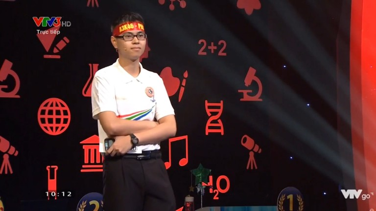 Xem lại 4 phần thi của quán quân Olympia 2019 Trần Thế Trung