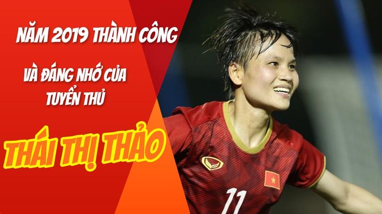 Tuyển thủ Thái Thị Thảo: 'Năm mới, ĐT nữ Việt Nam quyết tâm giành vé dự Olympic Tokyo 2020'