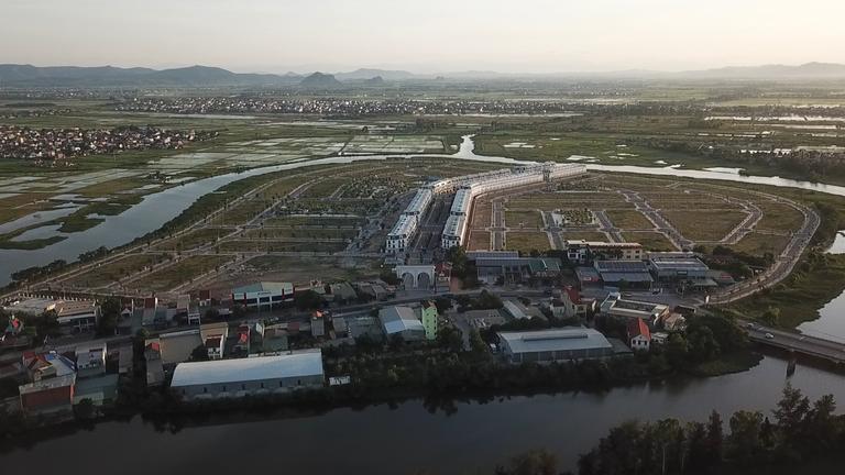 Nghệ An: Mở rộng thị trấn Diễn Châu làm tiền đề phát triển kinh tế - xã hội