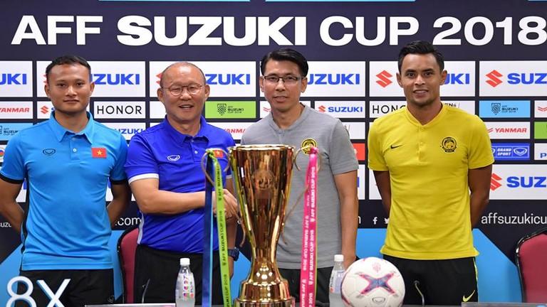 """5 """"điểm nhấn"""" của trận chung kết lượt đi Malaysia - Việt Nam"""