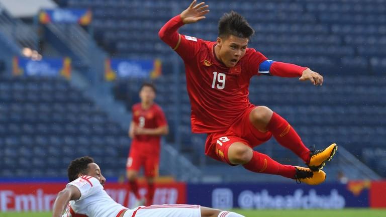 HLV trưởng U23 Jordan: 'Tôi quan tâm tới Tiến Linh, Quang Hải, Đức Chinh và Hoàng Đức'
