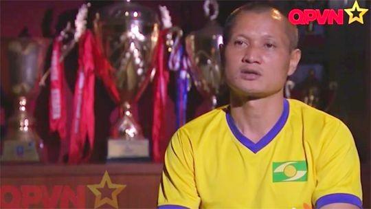 HLV Quang Trường kể về lịch sử hào hùng SLNA