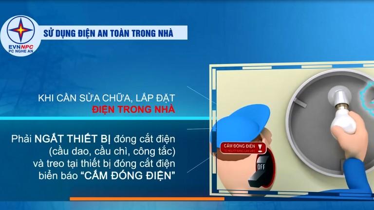 Cẩm nang hướng dẫn sử dụng điện an toàn