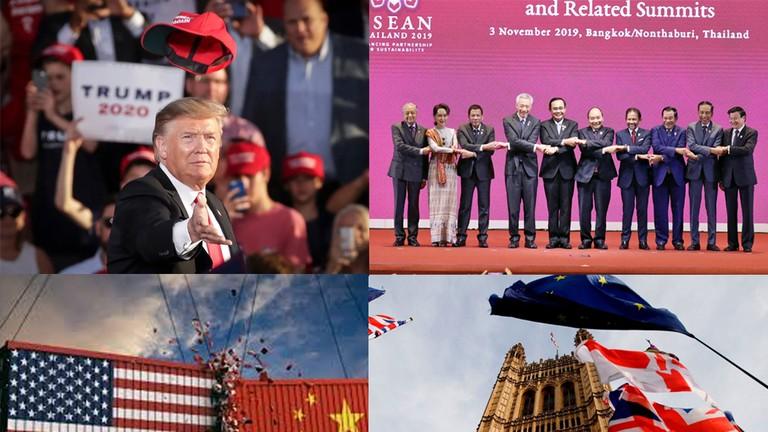 Tướng Cương dự báo tình hình thế giới và cơ hội cho Việt Nam năm 2020