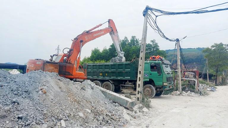 Giải quyết vấn đề ô nhiễm môi trường ở xã Đồng Hợp (Quỳ Hợp): Không xuê xoa, qua chuyện