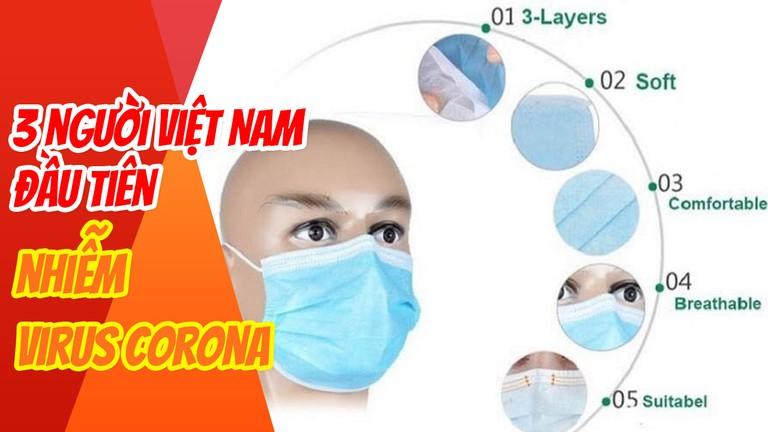 3 người Việt Nam đầu tiên nhiễm virus corona hiện đang ở đâu?