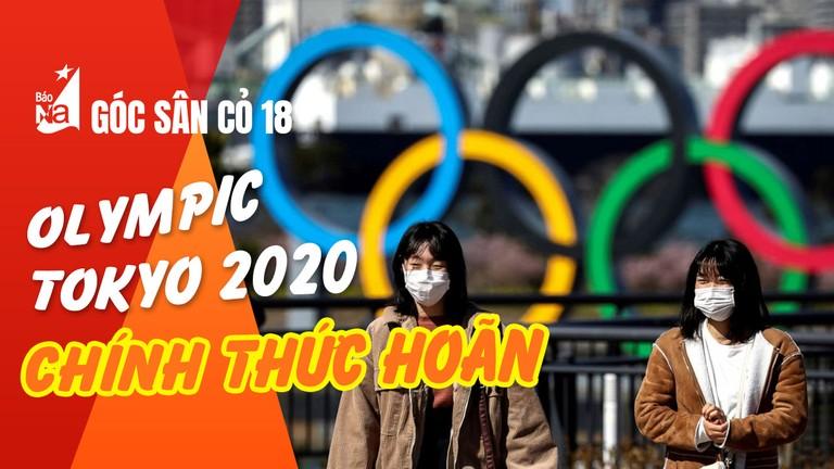 Olympic Tokyo 2020 chính thức hoãn; Tuyển thủ Việt Nam quyên góp phòng, chống dịch Covid-19