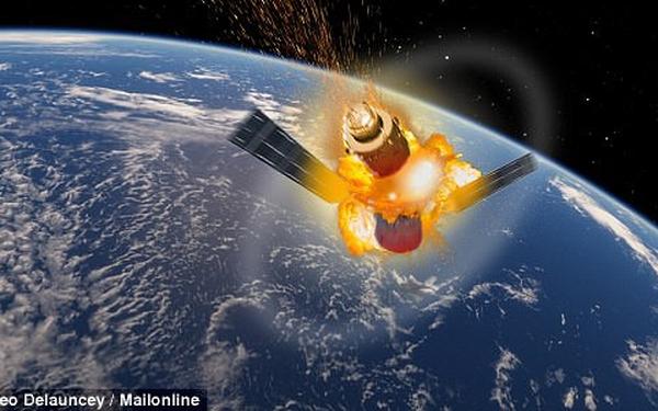Trạm vũ trụ 8,5 tấn của Trung Quốc có thể rơi cuối tuần này