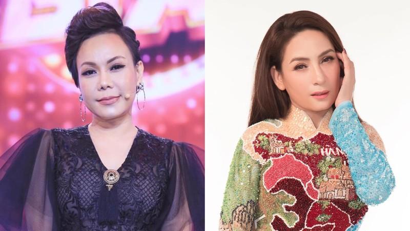Việt Hương tiết lộ tình trạng sức khỏe của ca sỹ Phi Nhung