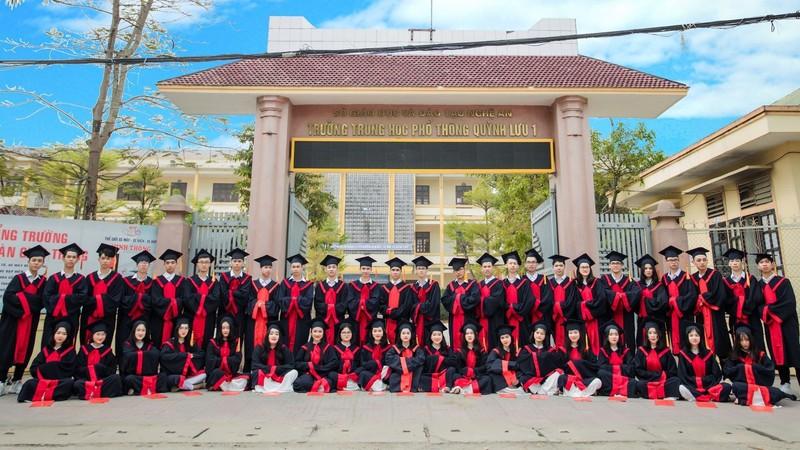 Lớp học trường huyện ở Nghệ An có 100% học sinh trúng tuyển đại học, nhiều em đậu trường tốp đầu