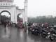 Nghệ An: Bát nháo thu phí giữ xe ở đền chùa đầu năm