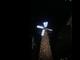"""Độc đáo cối xay gió khổng lồ, """"cung điện nồi đất"""" chào đón Giáng sinh ở Nghệ An"""