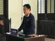 Án tù cho người đàn ông gây náo loạn tòa án ở Nghệ An