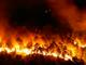 Chưa dùng trực thăng chữa cháy rừng ở Hà Tĩnh vì 'gió mạnh'