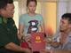 Thăng quân hàm cho chiến sĩ có thành tích trong chuyên án ma túy ở Nghệ An
