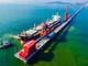 Công ty cổ phần Xi măng Sông Lam đầu tư xây dựng cảng tổng hợp quốc tế