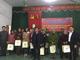 Tổng Kiểm toán Nhà nước tặng quà Tết cho người nghèo tại Thanh Chương
