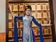 Hoa hậu Ngân Anh khoe dáng trong tà áo dài xưa