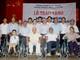 Trao 10 xe lăn cho người khuyết tật ở Hưng Nguyên