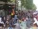 Hơn 8.000 công nhân giày da ngưng việc, đòi tăng lương