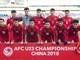 Tuyển thủ U23 Việt Nam không e ngại kiểm tra doping tại VCK châu Á