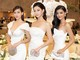 Top 3 Miss World VN 'đốt mắt' fan với váy trắng khoe đường cong nuột nà